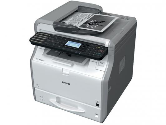 МФУ Lexmark SP 4510SF ч/б А4 40ppm 1200x1200dpi Ethernet USB 407304