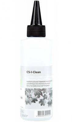 Универсальная промывочная жидкость Cactus CS-I-CLEAN 100мл жидкость для очистки krups xs900031 100 мл х 2