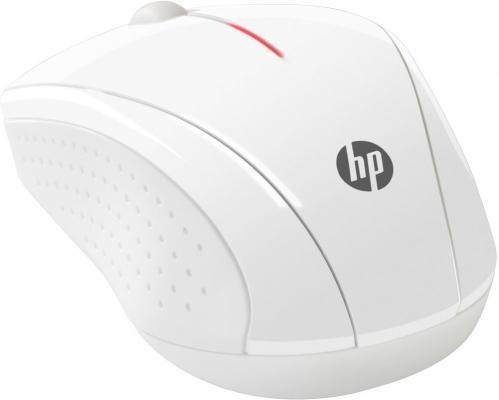 Фото - Мышь беспроводная HP X3000 белый USB N4G64AA беспроводная bluetooth колонка edifier m33bt
