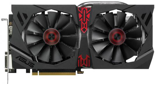 Видеокарта 4096Mb ASUS Radeon R9 380 PCI-E 256bit GDDR5 DVIx2 HDMI DP HDCP STRIX-R9380-DC2OC-4GD5-GAMING Retail