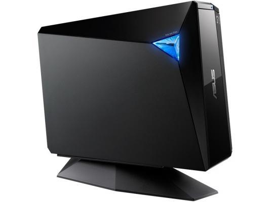 все цены на Внешний привод Blu-ray ASUS BW-16D1H-U PRO USB 3.0 черный Retail онлайн