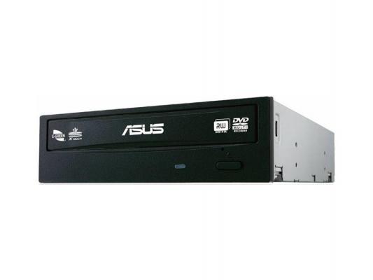 Привод для ПК DVD±RW ASUS DRW-24F1MT/BLK/B/AS SATA черный OEM