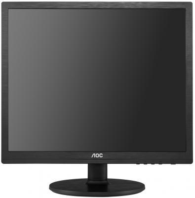 Монитор 19 AOC I960SRDA монитор aoc 21 5 g2260vwq6 g2260vwq6