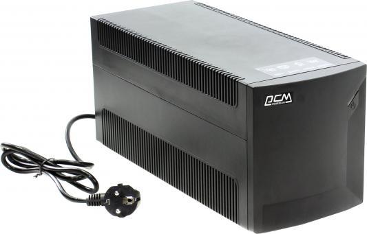 ибп-powercom-raptor-rpt-1500ap-900вт-1500ва-черный