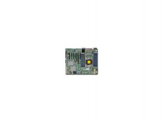 Материнская плата Supermicro MBD-X10SRH-CF-O LGA2011 C612 8xDDR4 10xSATA3 2xGLAN ATX