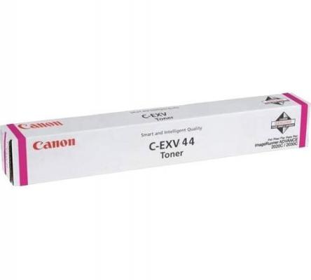 Тонер Canon C-EXV 44M для iR ADV C9280 PRO пурпурный 6945B002