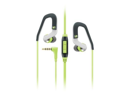 все цены на Гарнитура Sennheiser OCX 686I Sports серо-зеленый онлайн