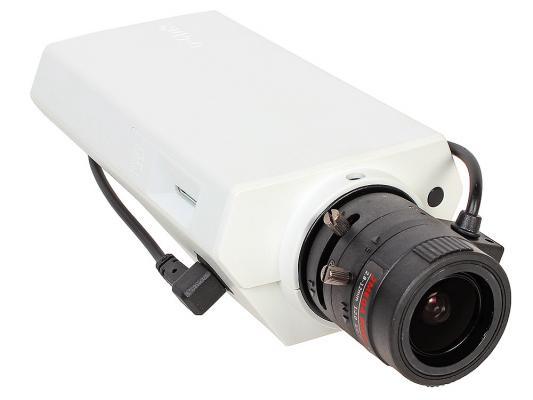 "Камера IP D-Link DCS-3511/UPA/A1A CMOS 1/4"" 1280 x 800 H.264 MJPEG MPEG-4 RJ-45 LAN PoE белый"