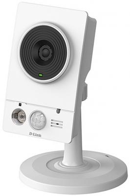 "Камера IP D-Link DCS-4201/A1A CMOS 1/4"" 1280 x 720 H.264 MJPEG Wi-Fi белый"