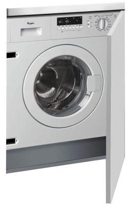 Стиральная машина встраиваемая Whirlpool AWOC 7712 белый