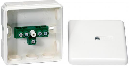 Распределительная коробка Schneider Electric IP65 87x87x40 с колодкой IMT36350