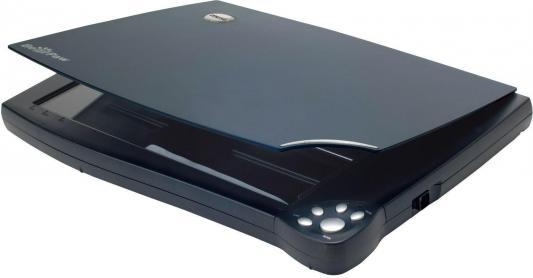 Сканер Mustek Bear Paw 2448 CU PRO II планшетный A4 CIS 1200х2400dpi USB