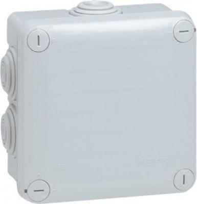 Распределительная коробка Legrand Plexo 92022 коробка распределительная legrand plexo 40х40х60 мм цвет серый ip55