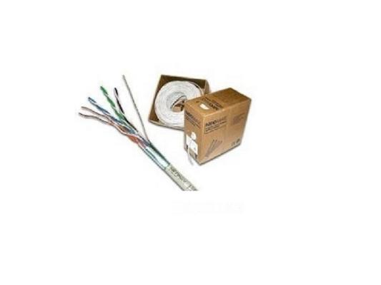 Кабель FTP 4 пары категория 6 NEOMAX NM20601 305м цена и фото
