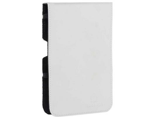 Чехол для PocketBook 650 GoodEgg Lira кожа белый GE-PB650LIR2200