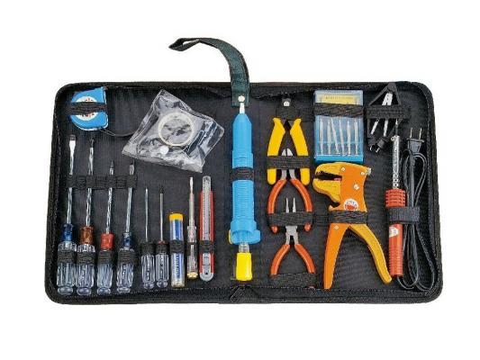 Купить Набор инструментов Gembird Cablexpert TK-HOME-01 24 предмета