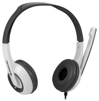 Гарнитура Defender Esprit-055 серый 63055