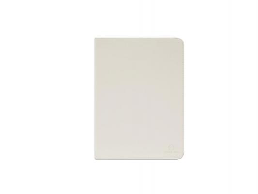 """Чехол GoodEgg универсальный для планшета 10"""" Lira кожа белый GE-UNI10LIR2200"""