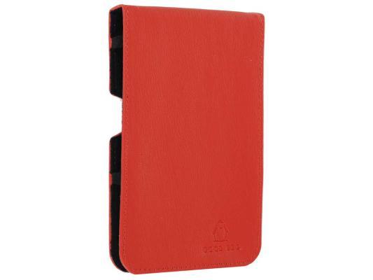 Чехол для PocketBook 650 GoodEgg Lira кожа красный GE-PB650LIR2210