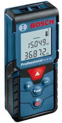 Дальномер Bosch GLM 40 40 м 601072900 цена