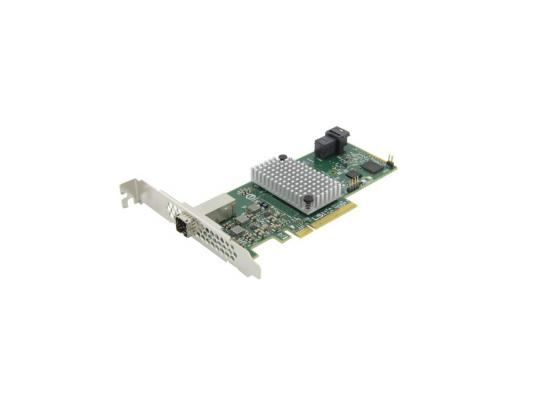 Контроллер LSI SAS 9300-4i4e LSI00348 H5-25515-00 блок питания для сервера sas6160 lsi00271 lsi