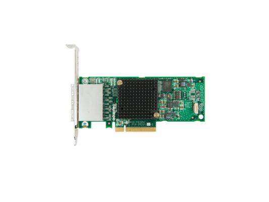 Контроллер Adaptec ASA-70165H PCI-E SAS 2278500-R контроллер sas adaptec 2288500 r 2288500 r