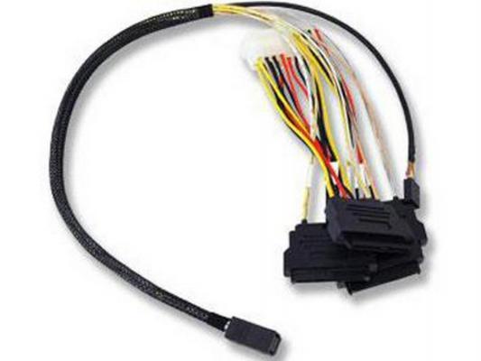 Кабель интерфейсный SAS LSI CBL-SFF8643-SAS8482SB-06M SFF8643-SFF8482 60см LSI00412 L5-00222-00