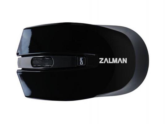 Мышь беспроводная Zalman ZM-M520W чёрный USB