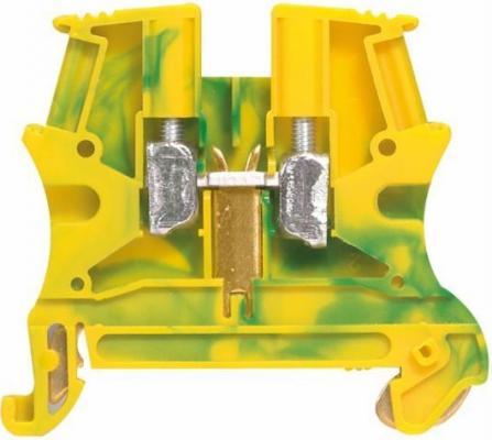 Клемма Legrand Viking 4х6 для заземления 37171 клемма заземления магнитная мкз 400р foxweld 5398
