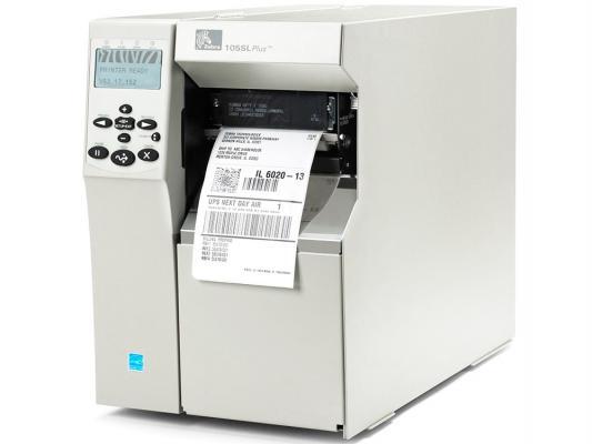 Принтер Zebra 105SLPlus 103-80E-00000