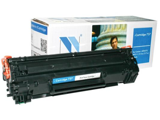 Картридж NV-Print 737 для Canon i-SENSYS MF210/210w//MF211/211w/MF211n/ 212/212w/216/216d/216n/216w/217/217W/220/226/226dn/226d//229/229dw/229w черный 2400стр принтер canon i sensys colour lbp653cdw лазерный цвет белый [1476c006]