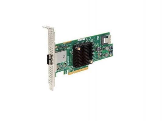 Контроллер SAS/SATA LSI Logic SAS9207-4I4E KIT LSI00304  SAS9207-4I4E (LSI00304)