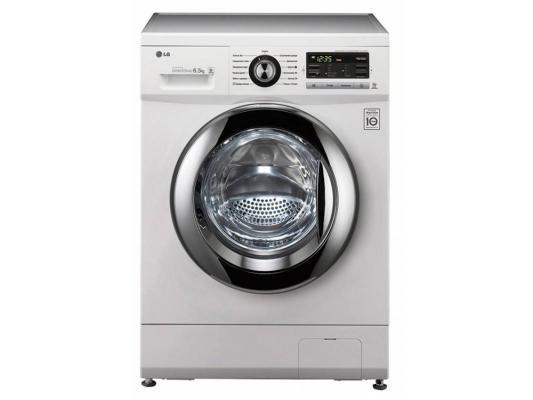 Стиральная машина LG FR096WD3 белый стиральная машина lg fh2a8hds2 белый