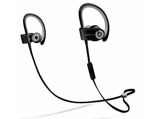 Наушники Apple Beats Powerbeats 2 WL черный MHBE2ZM/A