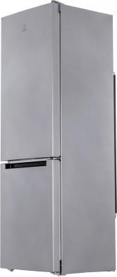 Холодильник Indesit DFM 4180 S серебристый indesit pwe 7107 s