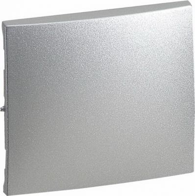 Лицевая панель Legrand Valena для выключателя алюминий 770251