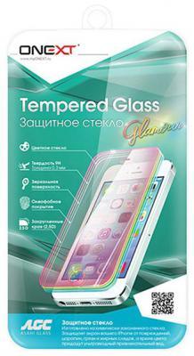 Защитное стекло прозрачная Onext 27755 для iPhone 5C iPhone 5S iPhone 5 0.3 мм