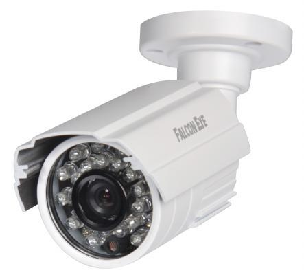 """Видеокамера Falcon Eye FE-IB1080AHD/25M 3.6мм 1/2.8"""" 1920x1080 день/ночь белый"""