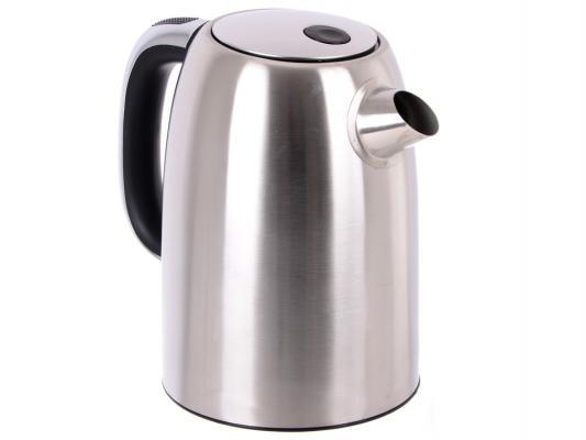 цена Чайник Unit UEK-264 2000 Вт серебристый 1.7 л нержавеющая сталь