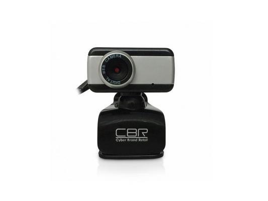 Веб-Камера CBR CW-832M серебристый