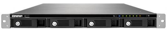 """Сетевое хранилище QNAP TS-453U Celeron 2.ГГц 4x3.5/2.5""""HDD hot swap"""