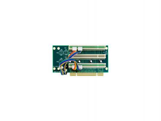 Райзер-карта Chieftec UNC PCI-CARD-2U для серверных корпусов 2U 3xPCI OEM