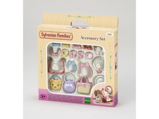 Игровой набор Sylvanian Families Стильные штучки 18 предметов 5191