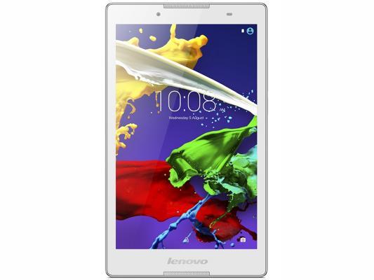 "все цены на Планшет Lenovo Tab 2 A8-50 8"" 16Gb белый Wi-Fi 3G Bluetooth LTE ZA050036RU онлайн"