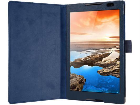 "Чехол IT BAGGAGE для планшета LENOVO Idea Tab 2 8"" A8-50 синий ITLN2A802-4"