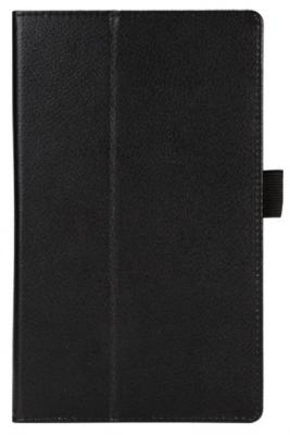 Чехол IT BAGGAGE для планшета LENOVO Idea Tab 2 8 A8-50 искус. кожа черный ITLN2A802-1 чехол it baggage для планшета lenovo idea tab 2 a10 70 10 искус кожа черный itln2a102 1