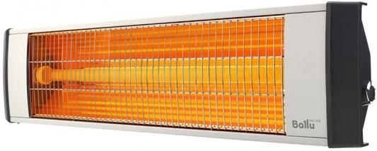 Инфракрасный обогреватель BALLU BIH-L-2.0 2000 Вт серебристый инфракрасный обогреватель ballu bih l 3 0 3000 вт серебристый чёрный