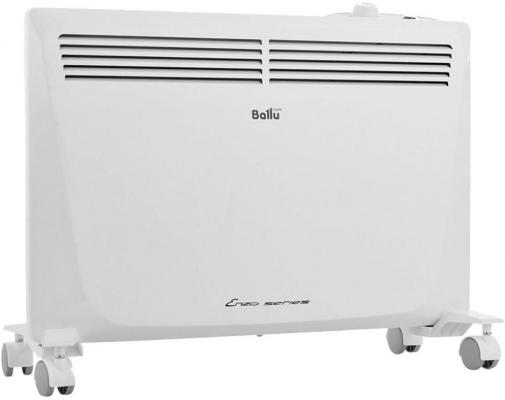 Конвектор BALLU Enzo BEC/EZMR-500 500 Вт белый электрокамин real flame saturn