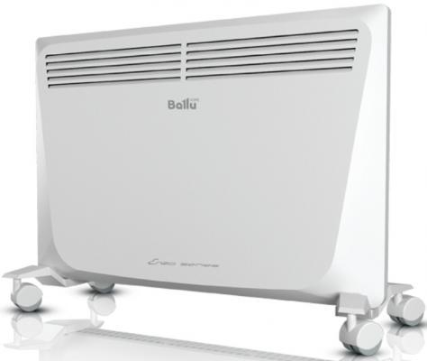 Конвектор BALLU Enzo BEC/EZER-1500 1500 Вт таймер белый цена