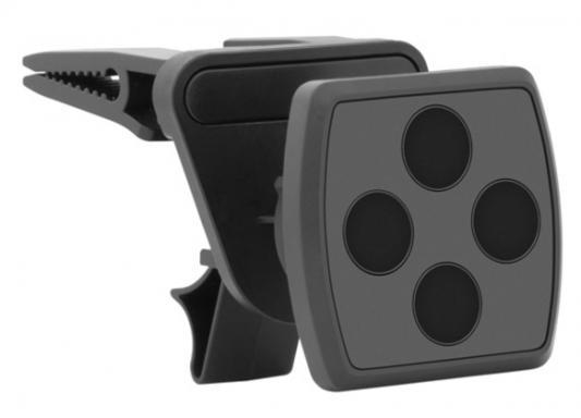 Автомобильный держатель универсальный Deppa Crab Air Mage для смартфонов магнитный крепление на вентиляционную решетку 55135 держатель deppa mage one магнитный черный для смартфонов 55151